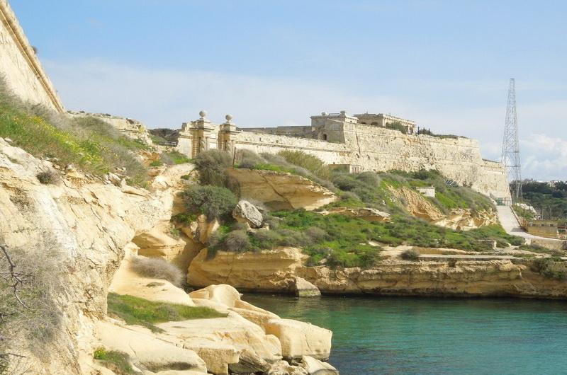 Форт Рикасоли, г.Калкара, Мальта
