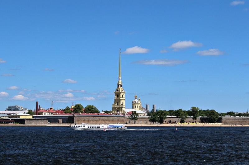 Петропаловская крепость