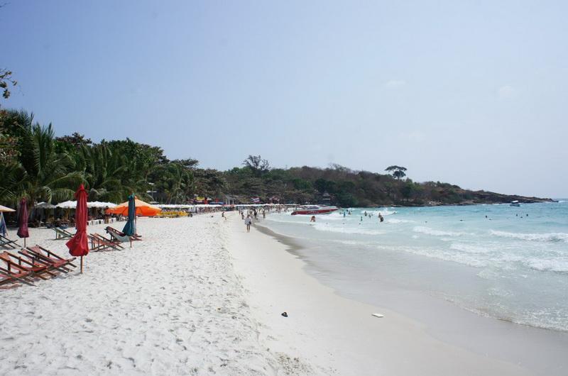 Пляжи Самета