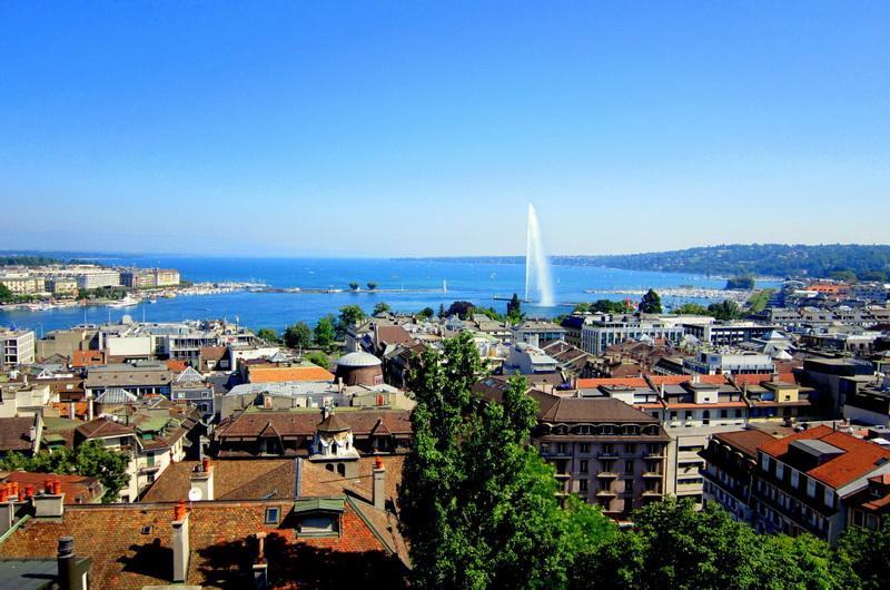 Тур по Женеве