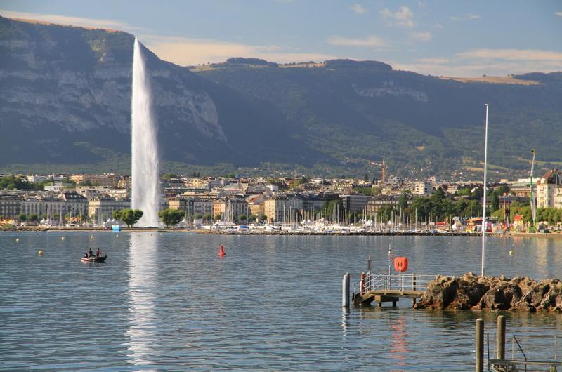 Отдых в Женеве