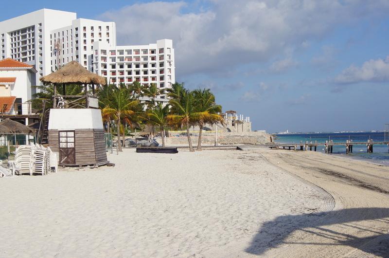 Пляж Tortugas, Канкун