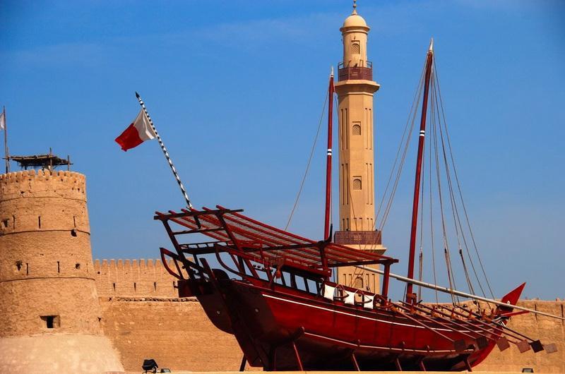 Форт Аль-Фахиди, Дубай