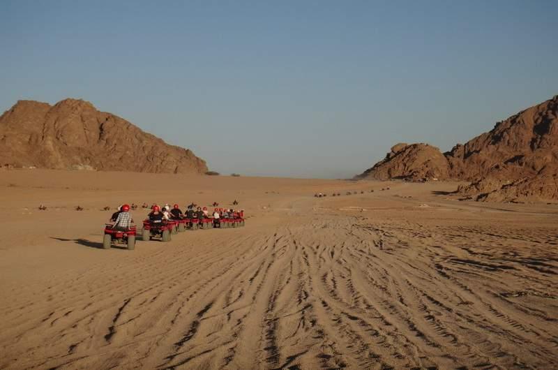 Мотосафари в Египте