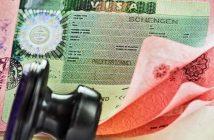Получение визы в США