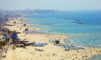 Пляжи Герцлии, Израиль