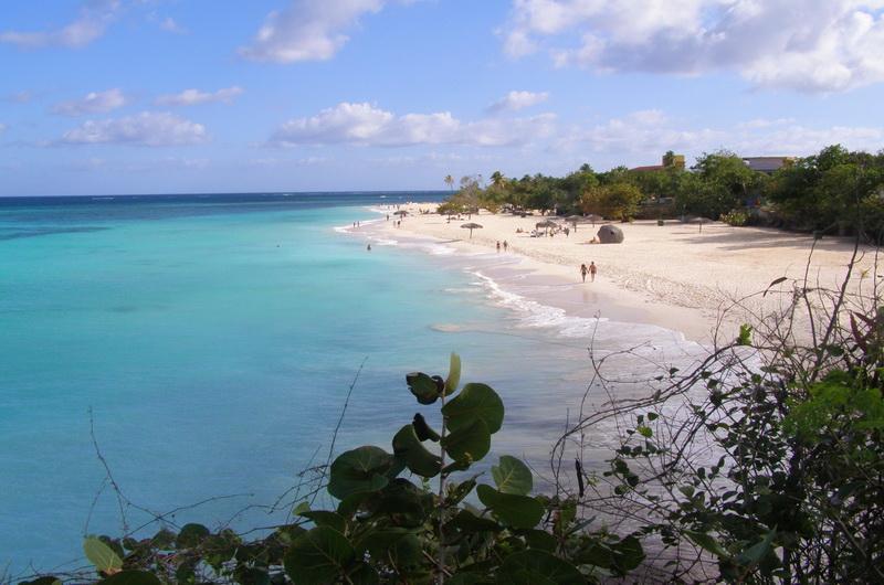 Пляж Гуардалавака. Куба