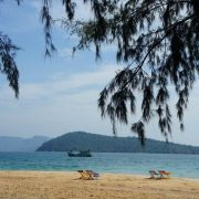 Bamboo Island. Камбоджа