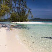 Long Set Beach. Камбоджа