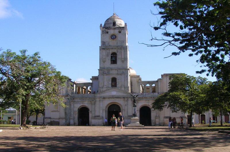 Ольгин. Церковь Сан-Хосе