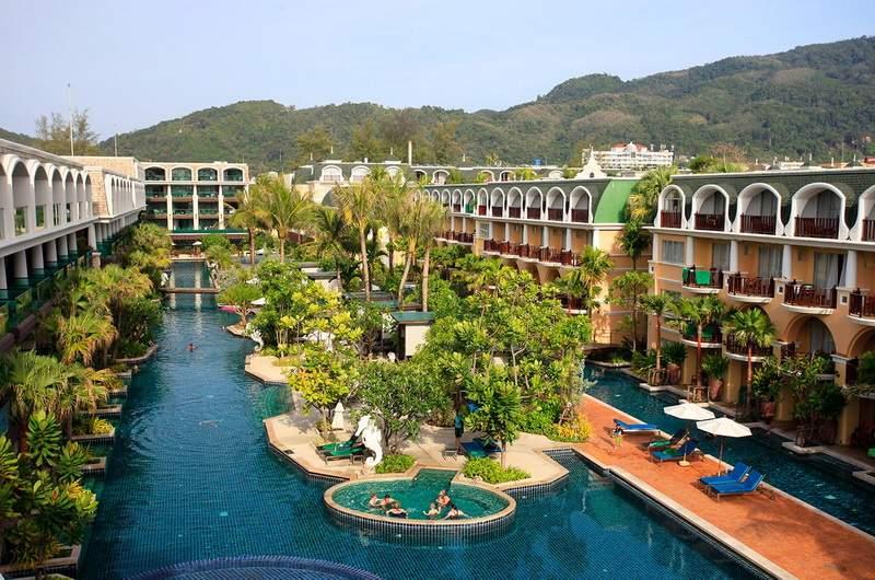 Тайланд отель