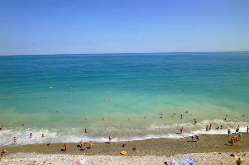 Пляж Шепси