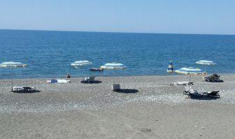 Пляж Солнечный, Сочи