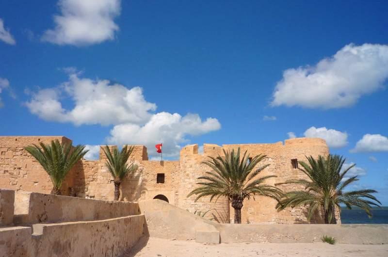 Форт Бордж эль-Кебир, Джерба