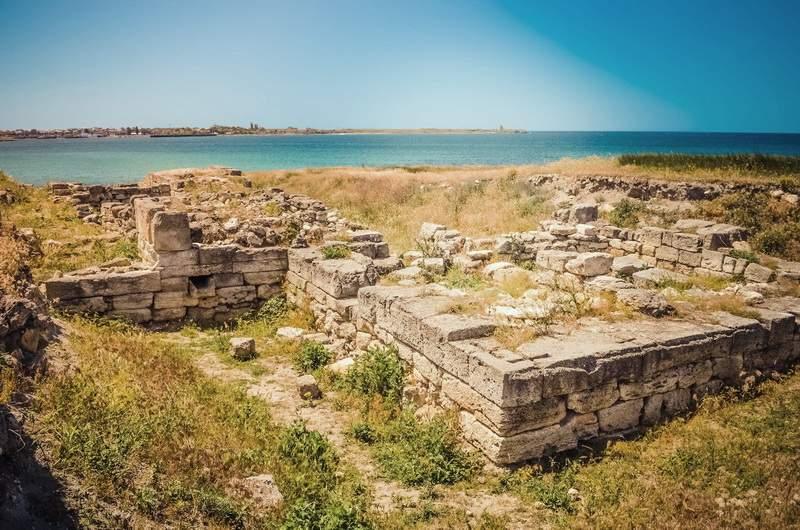 Калос-Лимен, Черноморское