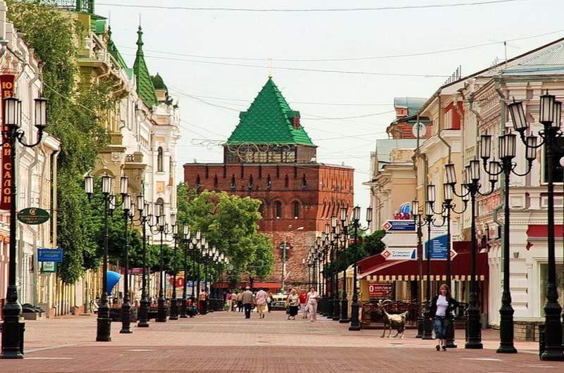 Нижний Новгород, Большая Покровская