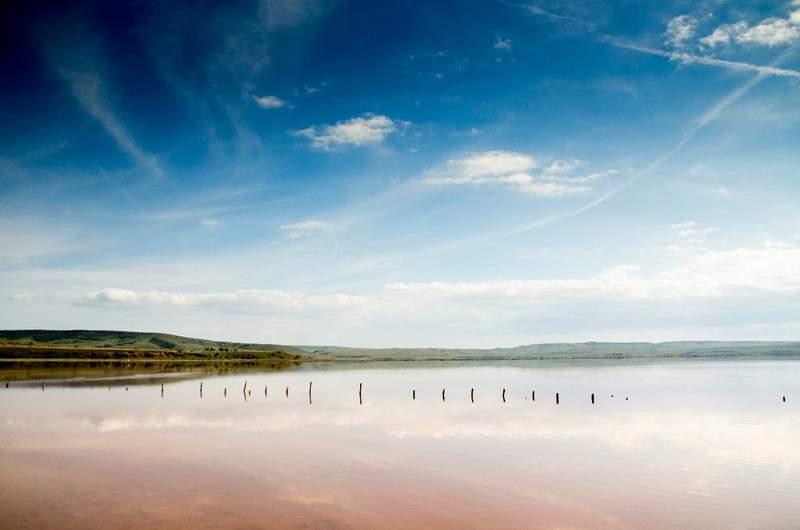 Чокракское озеро