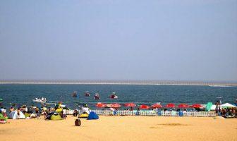 Пляж Цзиньшань Сити Бич