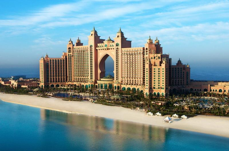 Отель Atlantis The Palm в Дубае