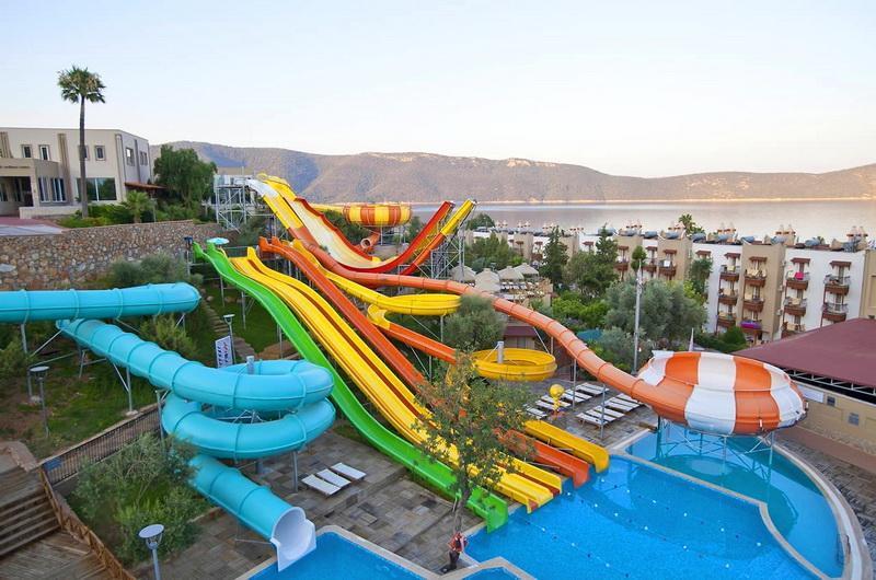 Отель Ersan Resort & Spa в Турции