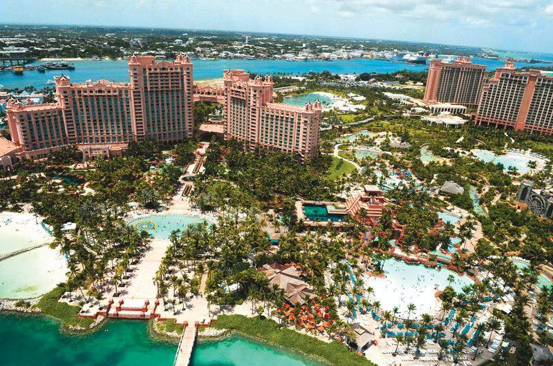 Отель The Reef Atlantis на Багамских островах