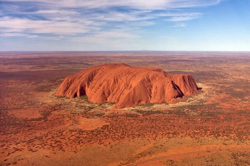 Улуру, Австралия