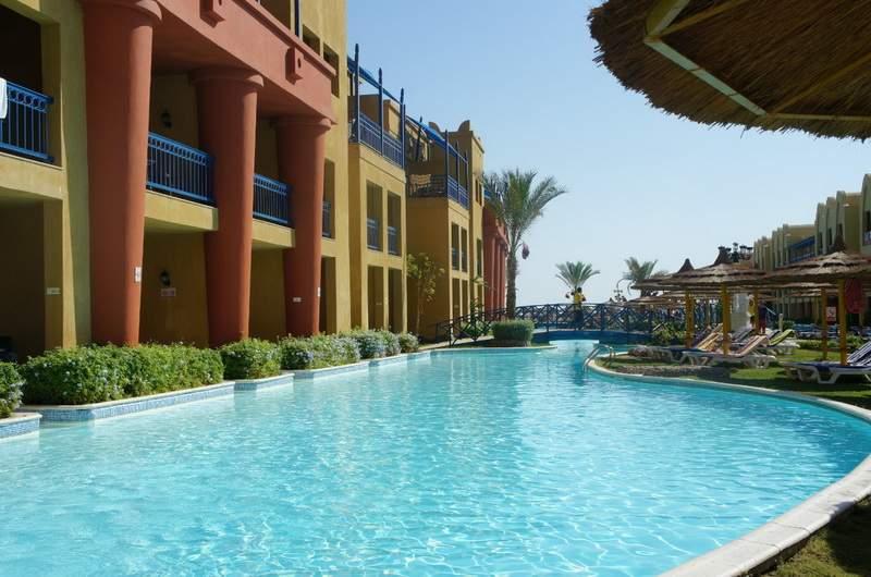 Отдых в отеле Титаник Палас, Хургада