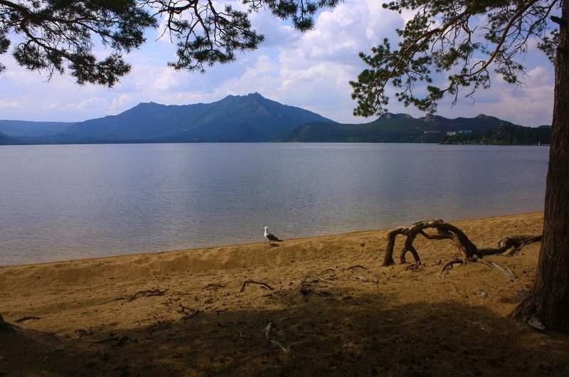 Казахстан. Озеро Боровое