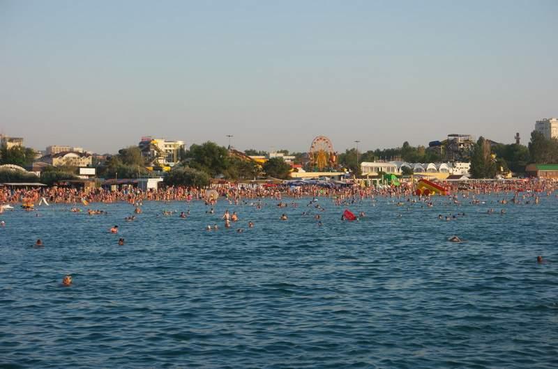 Пляж Центральный